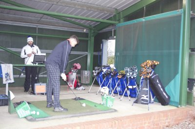 Performance Golf Academy Derby