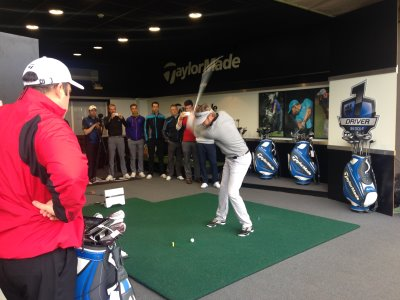 TaylorMade RSi Irons Launch at The Belfry