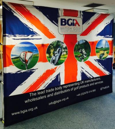 BGIA Back Drop Banner