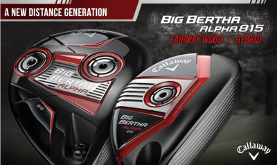 Big Bertha Alpha 815