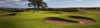 Carnoustie Championship Golf Links #13