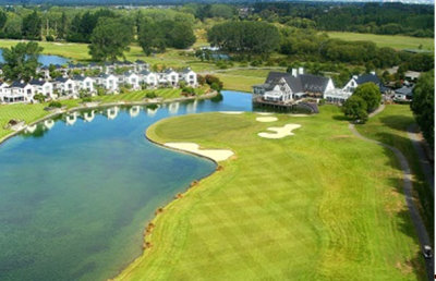 Christchurch's Clearwater Golf Club will stage this week's inaugural Faldo Series New Zealand Championship.