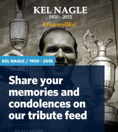 Kel Nagle Tribute