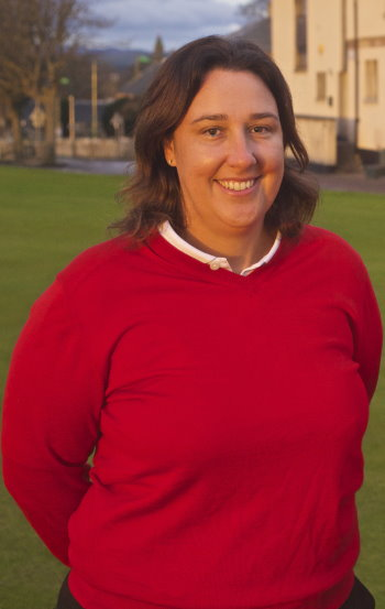 Former European Tour golfer, Lesley Mackay will lecture on the new degree.