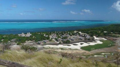 The world class Exclusive Golf Deva New Caledonia facility