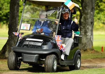 PGA Cup captain Jon Bevan (Getty Images)