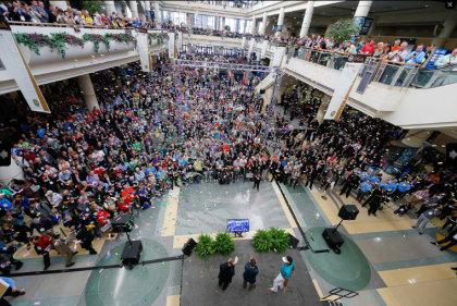 PGA Show 2015 Opening Ceremony
