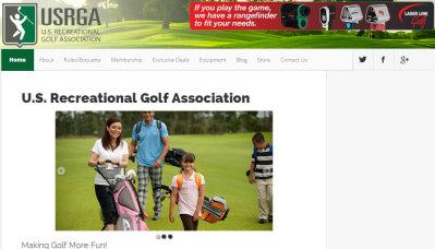 USRGA website