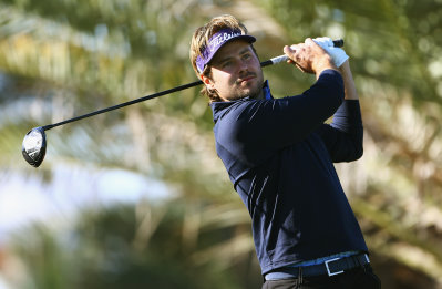 Victor Dubuisson hopes to start his year off with a bang by securing one