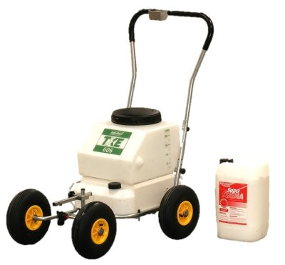 The TXE 606 line marker that is being launched at BTME