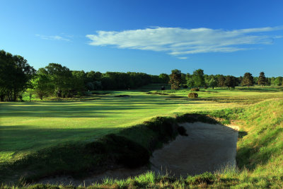 Walton Heath's Old Course #5 (courtesy of Dave Cannon, Getty Images)