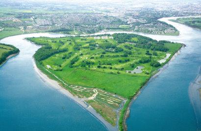 Waterford Castle Island