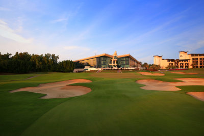 Troon-managed Abu Dhabi Golf Club (Kevin Murray)