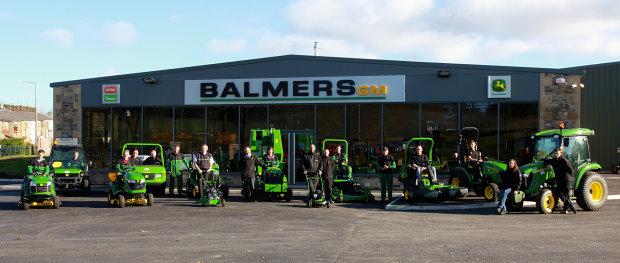 Balmers GM Ltd_new premises_staff