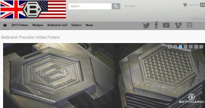 Bettinardi website