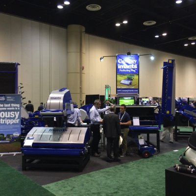 Campey and Imants at GIS 2014