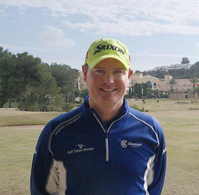 2015 La Manga Club International Pro-Am Winner, Darren Bragg (PGA of Great Britain & Ireland)