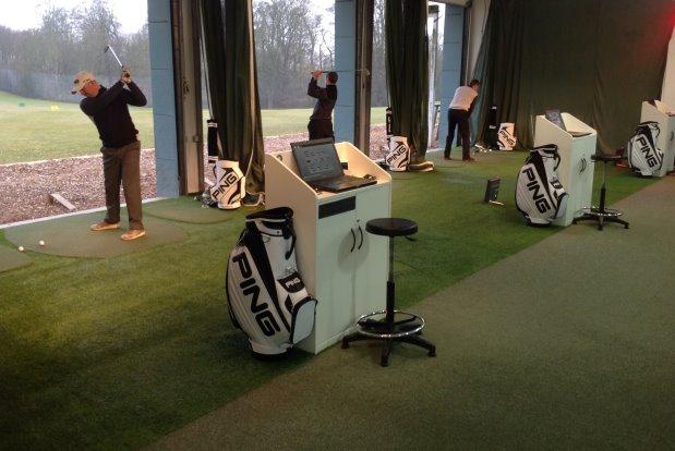 Huxley Golf and PING Partnership