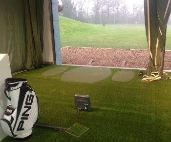 VIP Fitting Bay at Gainsborough Golf Club