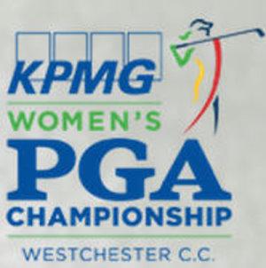 KPMG Women's PGA logo