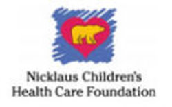 Nicklaus Children's Health Care Foundation logo