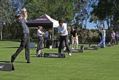 Over 350 Trial Titleist events are to be held at venues across the UK from 23rd February – 27th June