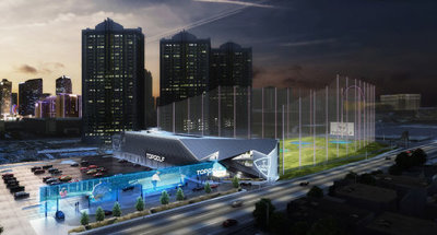Topgolf Las Vegas will be at the MGM Grand