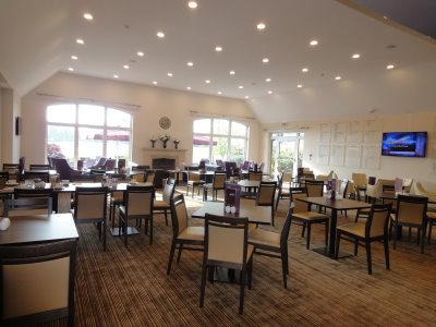 New function suite at Aldwickbury Clubhouse