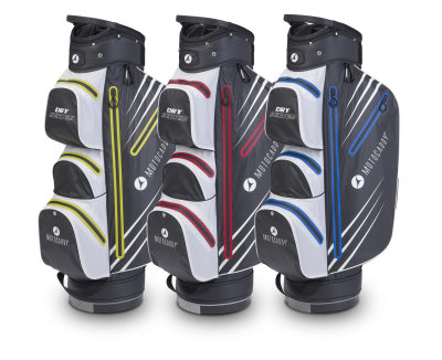 The new Motocaddy Dry-Series bag