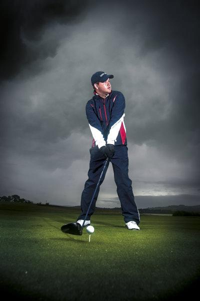 PGA Assistant Professional Paul O'Hara in Galvin Green