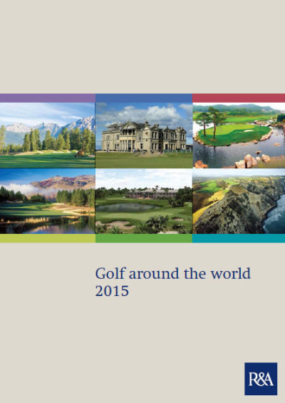 Golf around the world report cover
