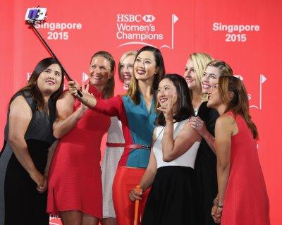 HSBC Women's Champions 2015 Launch