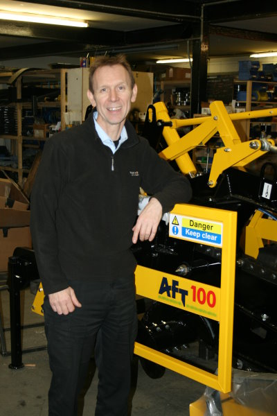 Ian Robson joins AFT Trenchers as Operations Manager