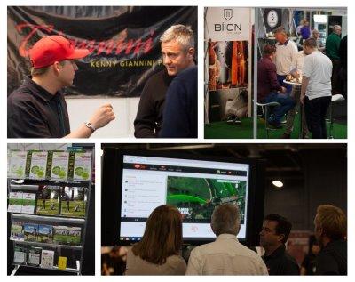 Manchester Golf Show 2014