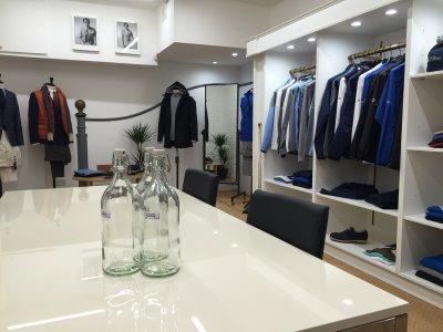 OJ London Showroom