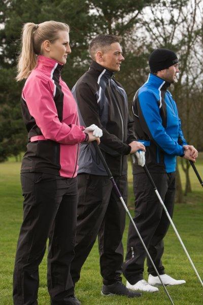 ProQuip Pro-Flex exclusive weatherwear range for Foremost Golf