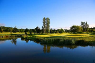 Belton  Lakes 13th hole