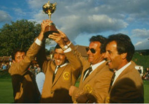 Severiano Ballesteros – Spain's iconic Ryder Cup legend