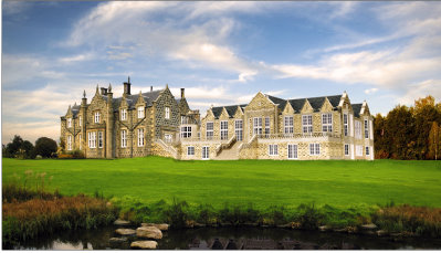 Artist impressions of the plans for the extension to Macleod House