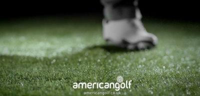 American Golf ident on Sky Sports
