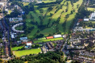 Aerial view of Roehampton Golf Club