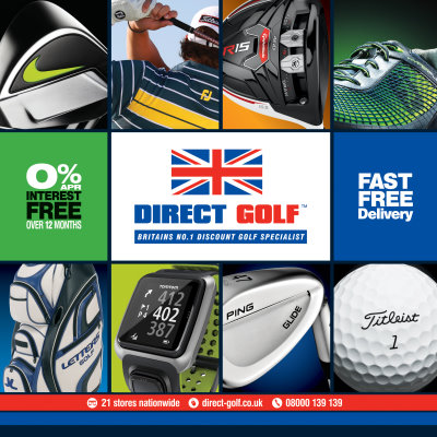 Direct Golf 2015 Catalogue