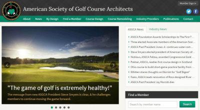 ASGCA website