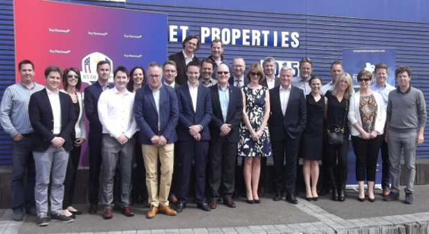 Le Golf National hosts European Tour Properties Conference