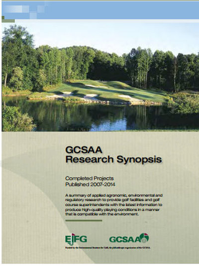 GCSAA Research Synopsis
