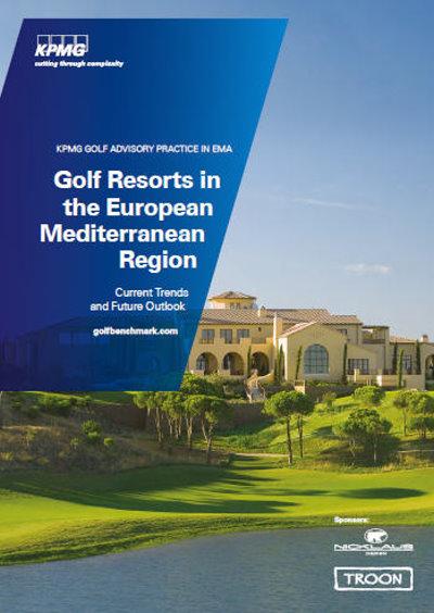 KPMG report Golf Resorts in European Mediterranean