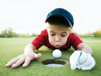 Little Masters Child Image