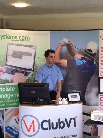 Club Systems International roadshow