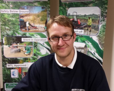 Ryan Anderton Highspeed Group's new Business Manager