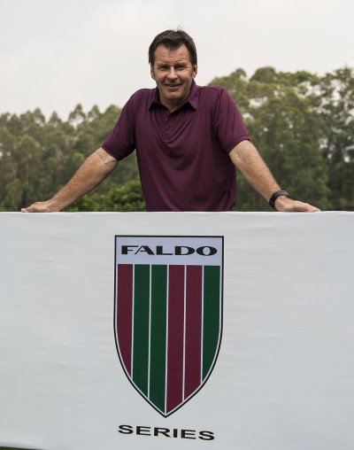 Sir Nick Faldo is looking forward to another record-breaking season for the Faldo Series Asia